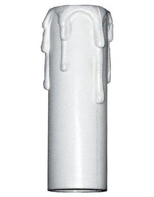 Кабельный наконечник без osłonka26 Свеча люстры белая 10cm100mm
