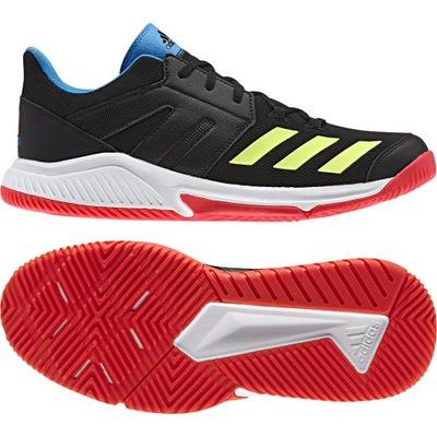 4130e19c Adidas Piłka ręczna Sport Tkanina r.40 2/3 - 7581529414 - oficjalne ...