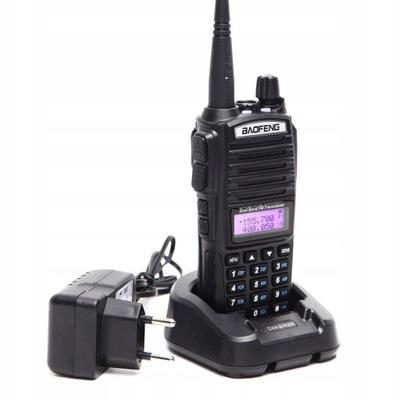 Baofeng UV-82 HT 5W Radiotelefon PMR NOWA WERSJA