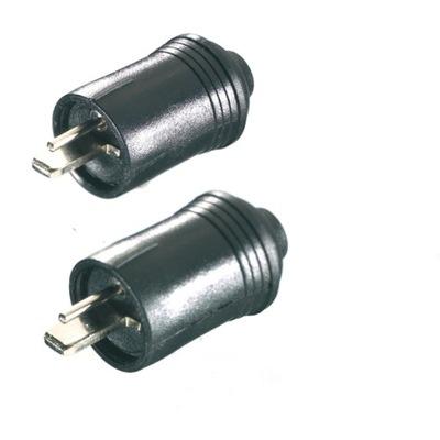 Wtyki DIN 2szt wtyczka głośnikowa VIVANCO