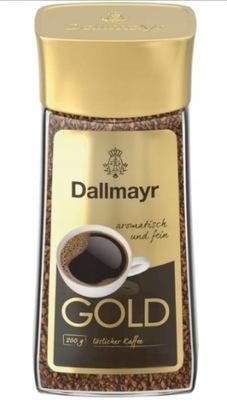 кофе Dallmayr Gold 200 г Растворимый НОВАЯ