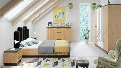 комплект мебели ??? спальни ИРИС 5 твердые Спальня