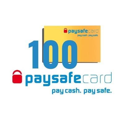 PaySafeCard 100 zł