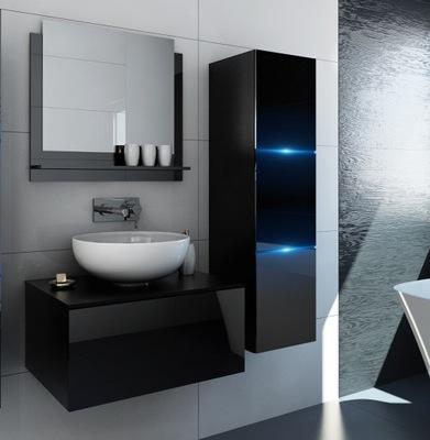 Montreal Xl Komplet Mebli łazienkowych Sonoma