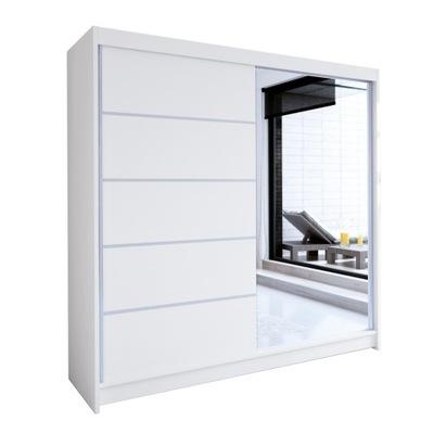 шкаф ? дверью раздвижными ТАЛИНЕ III 180 зеркало