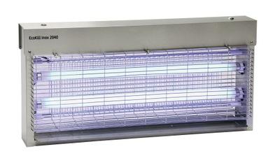 Lampa owadobójcza HIT EcoKill Inox 2040 - KERBL