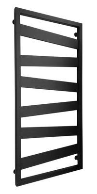 Ohrievač dekoratívne vaňa TEXAS 77x53 čierna