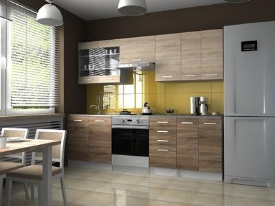 Кухня ПАМЕЛА 2 ,4м шкафы Кухонные мебель Кухонные