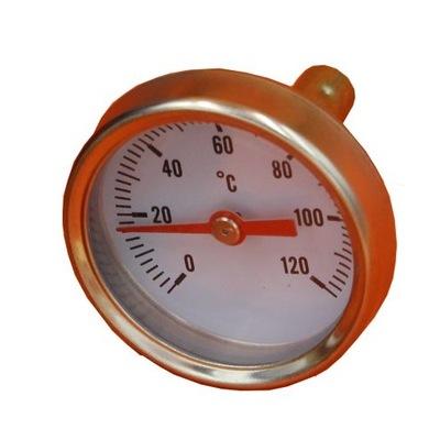 """Bimetalový teplomer 0-120 C 1/4 """"0705,327"""