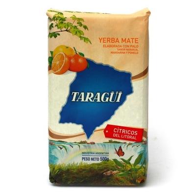Yerba Mate Taragui Citricos 500? elaborada Ноль ,5 кг