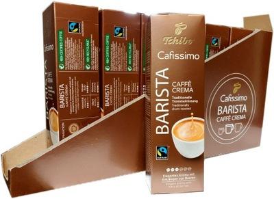 80 kapsułki TCHIBO Cafissimo Barista Caffe Crema