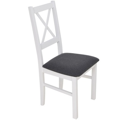 Krzesła Drewniane Z Obiciem Skórzanym 3451632020