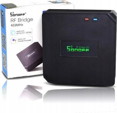 Sonoff RF Bridge Мост радио Wi-fi - RF 433 Мгц
