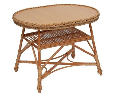 Záhradný set nábytku - WIKLINA záhradný stôl WIKLINA pre domácu záhradu