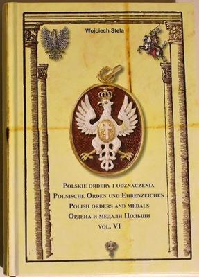 Орденом Polonia Restituta - Каталог VI