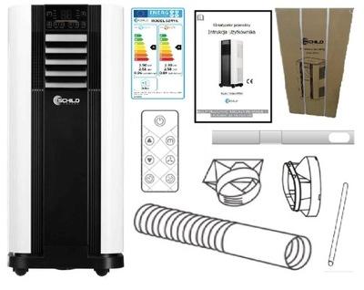 Ohrievač PRENOSNÉ klimatizačné zariadenie odvlhčovač 30m2 EXCHANGE