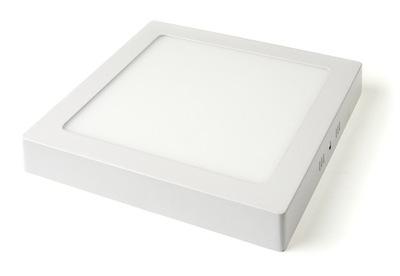 панель LED для настенного монтажа квадрат 18W ПЛАФОН 3 -ЦВЕТА