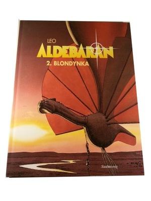 LEO ALDEBARAN 2. BLONDYNKA