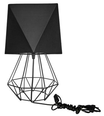 лампа НОЧНАЯ Лампа настольная Абажур Алмаз LED