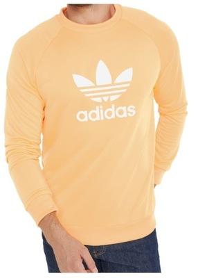 ADIDAS cukierkowa neonowa bluza z kapturem XS 34 S