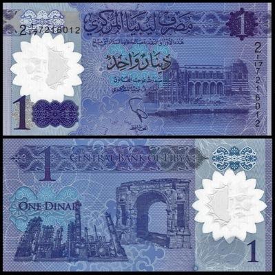 ~ Ливия 1 Иракский P-Нью-2019 ПОЛИМЕР UNC 8 -instagram