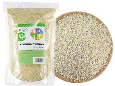 ЛЕБЕДА ЛЕБЕДА рисовая белая 1КГ БЕЛОК - MIGOgroup