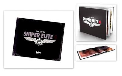 Sniper Elite 4 Artbook Italia Kolekcjonerski Nowy
