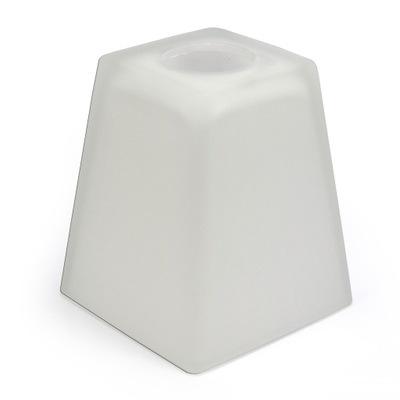 Абажур стеклянный для ламп люстр светильников E27 W030