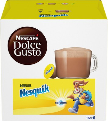 Nesquik Nescafe Dolce Gusto напиток какао 16 штук