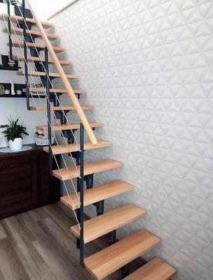 супер Промо! Лестница Dolle Бостон Антрацит 300см.