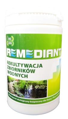 REMEDIANT 1КГ натуральные ОЧИЩЕНИЕ водоемы ВОДНОГО