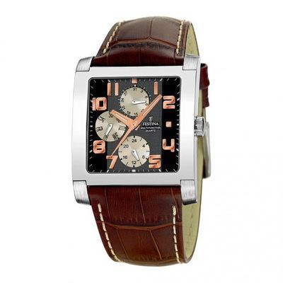 Oryginalny zegarek męski Festina F16235/5 z pudełk