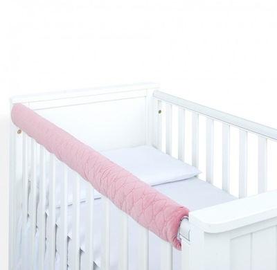МАМА-ПАПА Протектор на верхний край кроватки