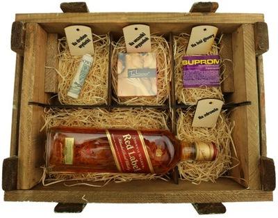 комплект коробка подарок ОСНОВЫ на 18 день рождения