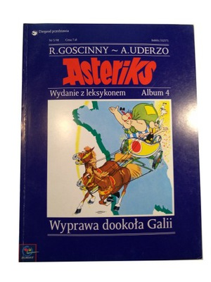 ASTERIKS - WYPRAWA DOOKOŁA GALII 1998 r.