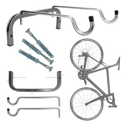 WIESZAK ROWEROWY uchwyt na rower na ścianę +wkręty