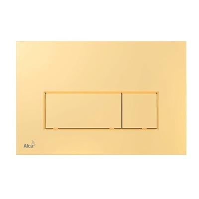 Alcaplast Tenké tlačidlo spłukujący Zlaté M575