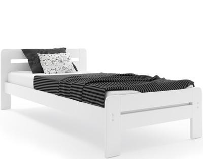 кровать Dallas О 90х200 +Каркас + Матрас Спальня