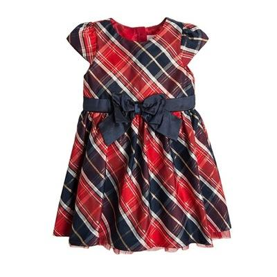 4925ba77ad Cool Club - czerwona - Sukienki dziecięce - Allegro.pl
