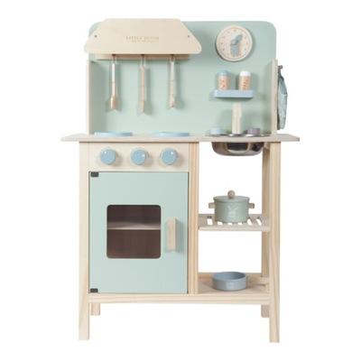 Malý holandská Kuchyňa drevené LD4433