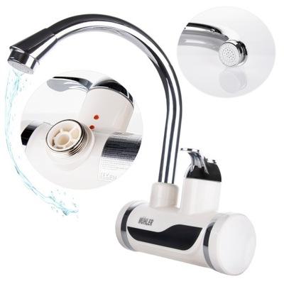 Ohrievač vody 30-60°C elektrické 3200W MUHLER