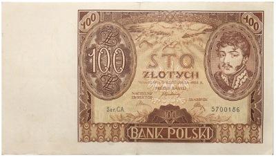 польский  - II-РП - БАНКНОТЫ -  1934