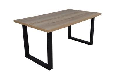 стол чердак раскладной 90x160x260 см Металл Дерево