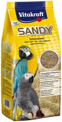 Vitakraft Санди 2 ,5кг для попугаев