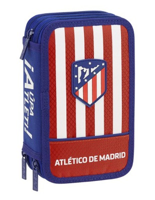 Atletico Madrid je tri-chambered ceruzka box 367