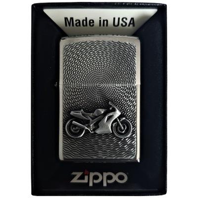 Зажигалка ZIPPO Motor Bike Emblem