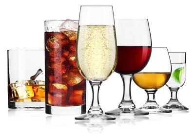 комплект бокалов стакана  Баланс 36el.