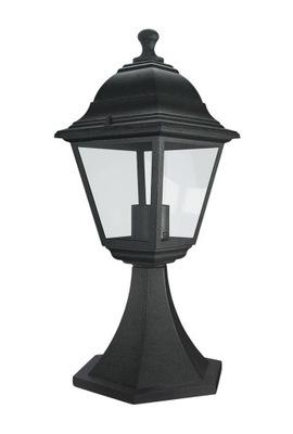 Лампа ??? сада стоящая 37см E27 черная LEDVANCE