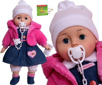 BÁBIKA-BABY hovorí A SPIEVA ZAVRIE OČI SMOCZEK_62