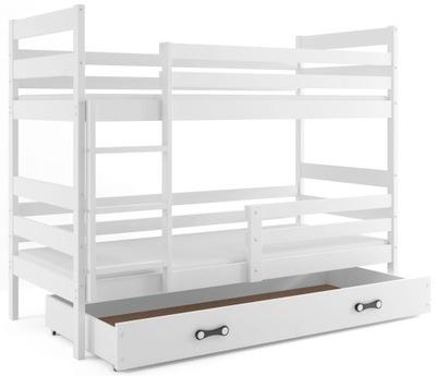 кровать ЯЦЕК кровать 190x80 детское + ПЕРИЛА